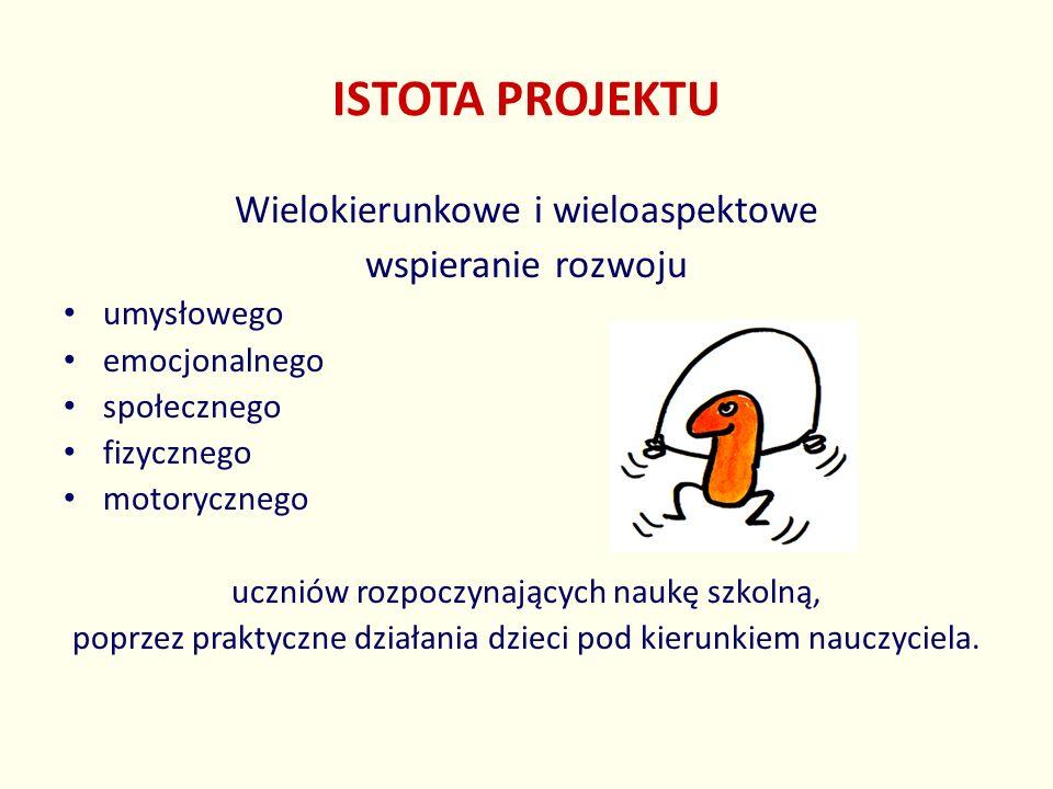 STRONA INTERNETOWA – www.pierwszaki.eu