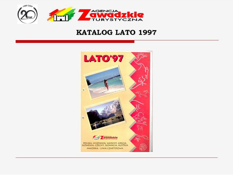 KATALOG LATO 1997