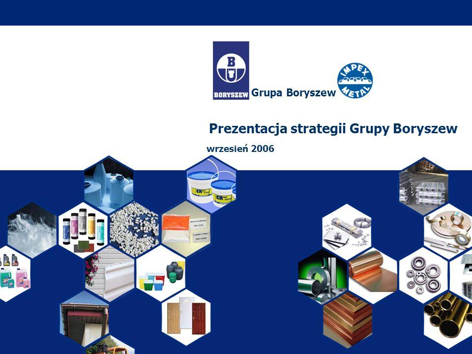 12 Docelowa struktura Grupy wg dywizji biznesowych