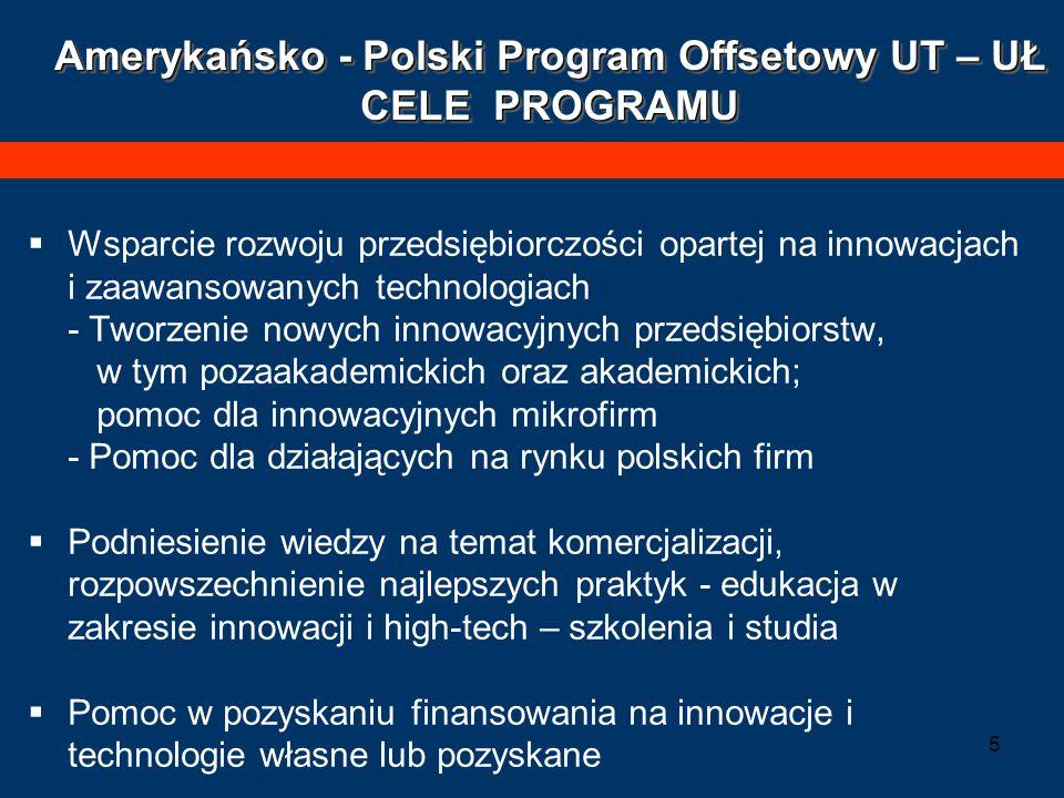 6 Komercjalizacyjny model nauki - UE i Polska Strategia Lizbońska - marzec 2000r.