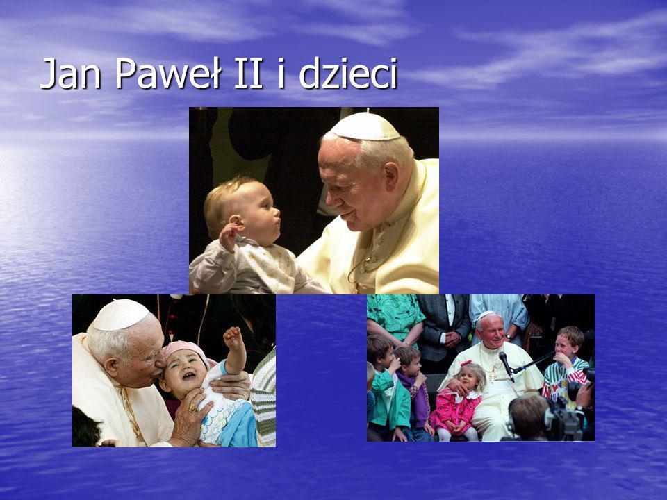 Przyjaciel młodych Papież od pierwszych dni swojego pontyfikatu kierował słowa do młodych, którzy dostrzegali jego autentyczną przyjaźń i troskę. Zaws