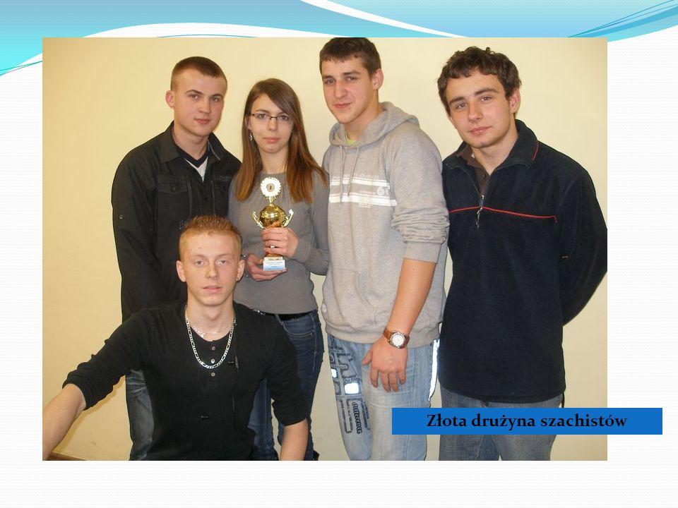 Złota drużyna szachistów