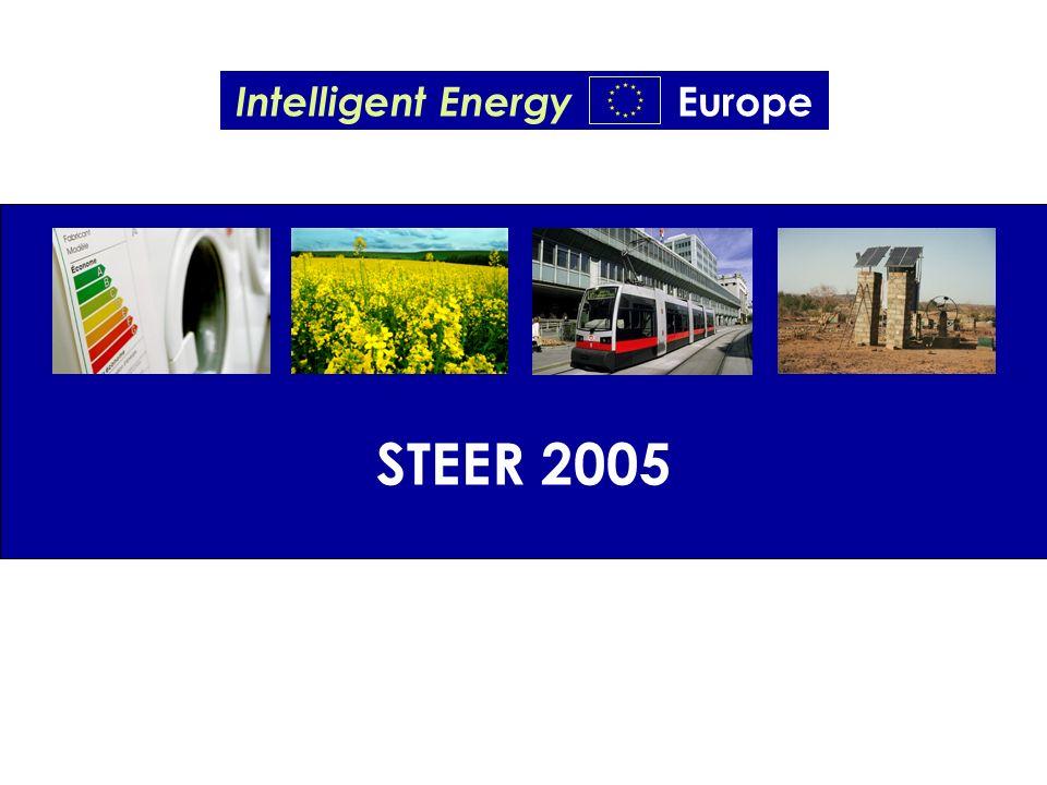 STEER 2005 Intelligent Energy Europe