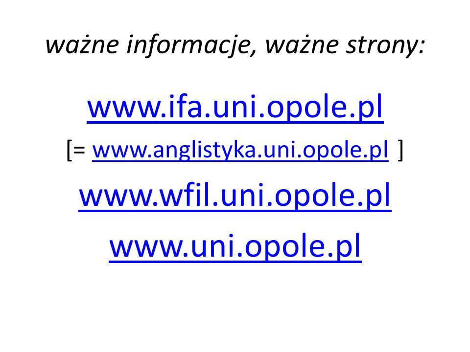 Obowiązkowe szkolenia W dniu 1.10.2013 r.