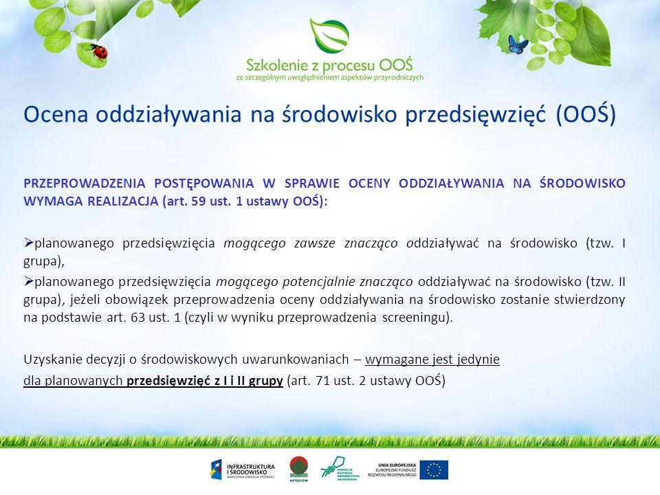 W wyniku SOOŚ: Uwzględnienia się w ostatecznej wersji projektu planu lub programu wnioski z prognozy, opinie organu ochrony środowiska i inspekcji san