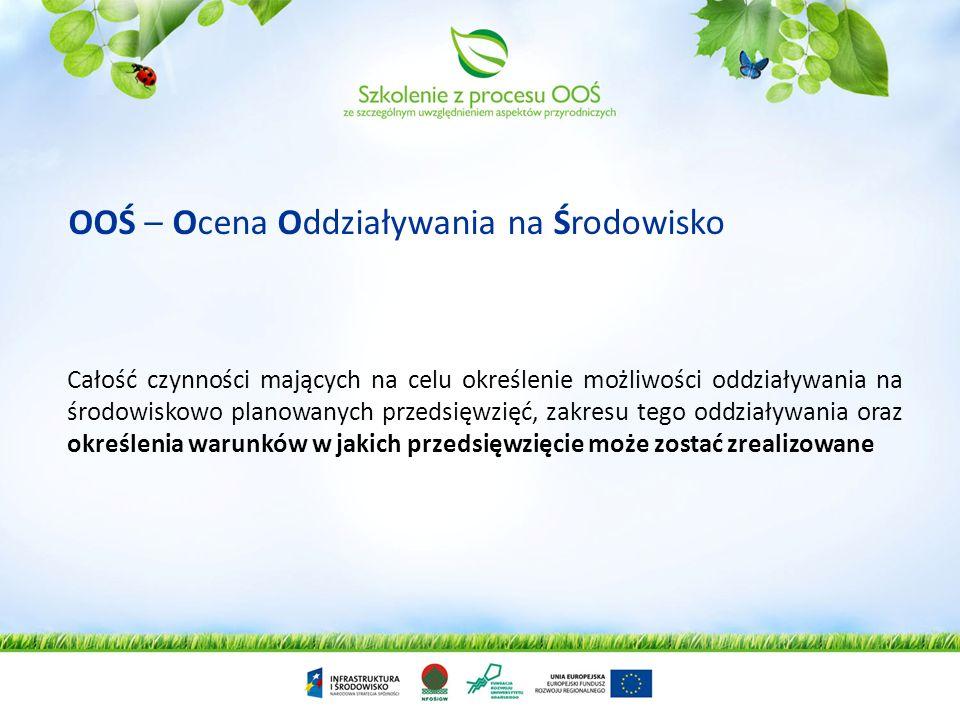 Wydanie decyzji o środowiskowych uwarunkowaniach następuje przed uzyskaniem 18 decyzji administracyjnych - określonych w art.
