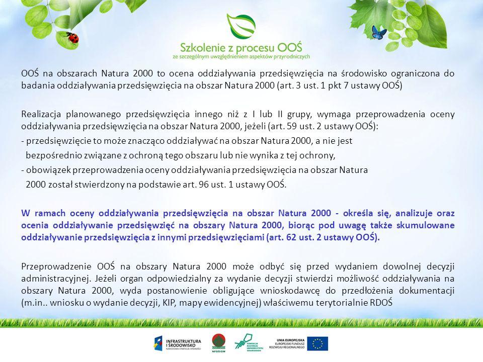 Zgodnie z ustawą o ochronie przyrody, na obszarach Natura 2000 ograniczeniu nie podlega działalność: związana z utrzymaniem urządzeń i obiektów służąc