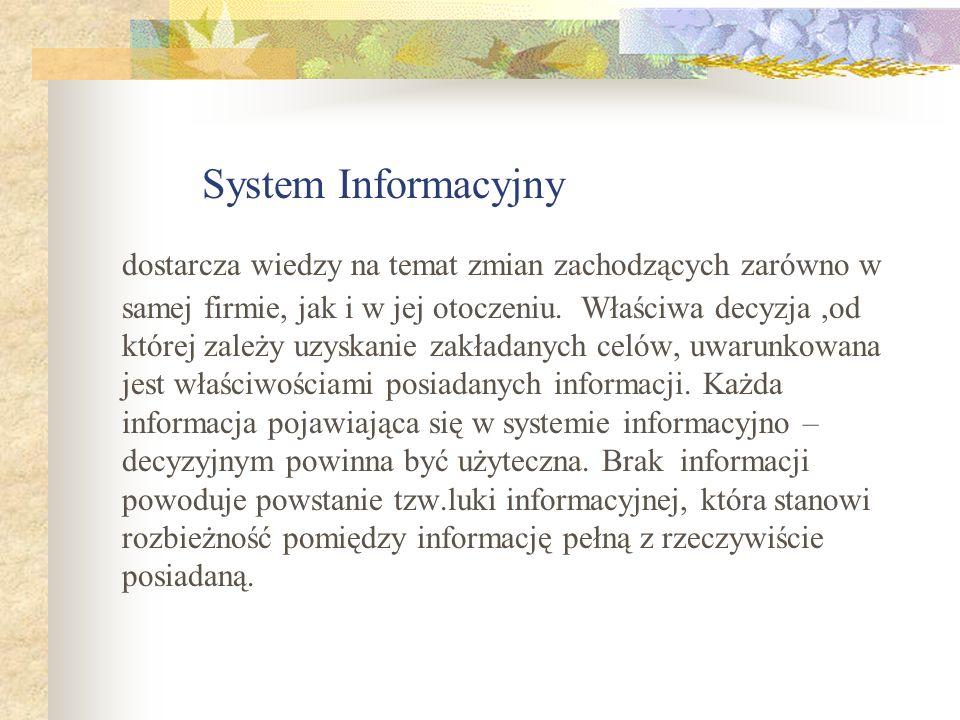 Musi być dostosowany do potrzeb i obejmować wszystkie dziedziny działalności jednostki organizacyjnej, szczeble zarządzania.