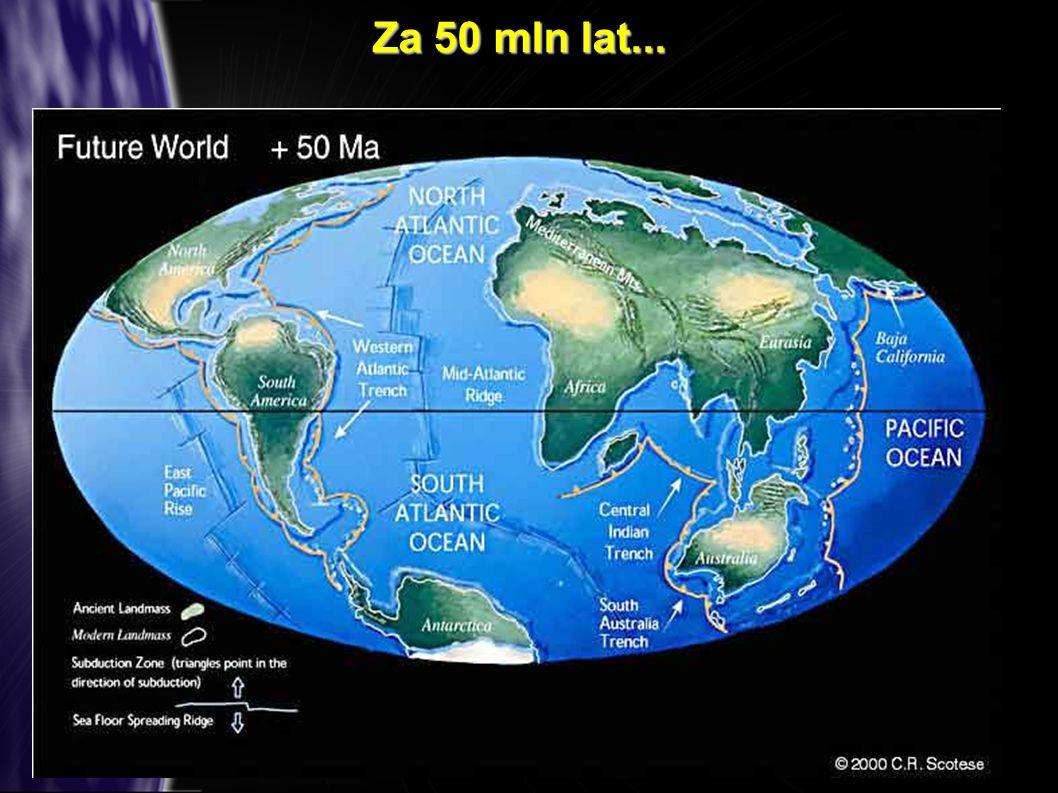 Za 50 mln lat...