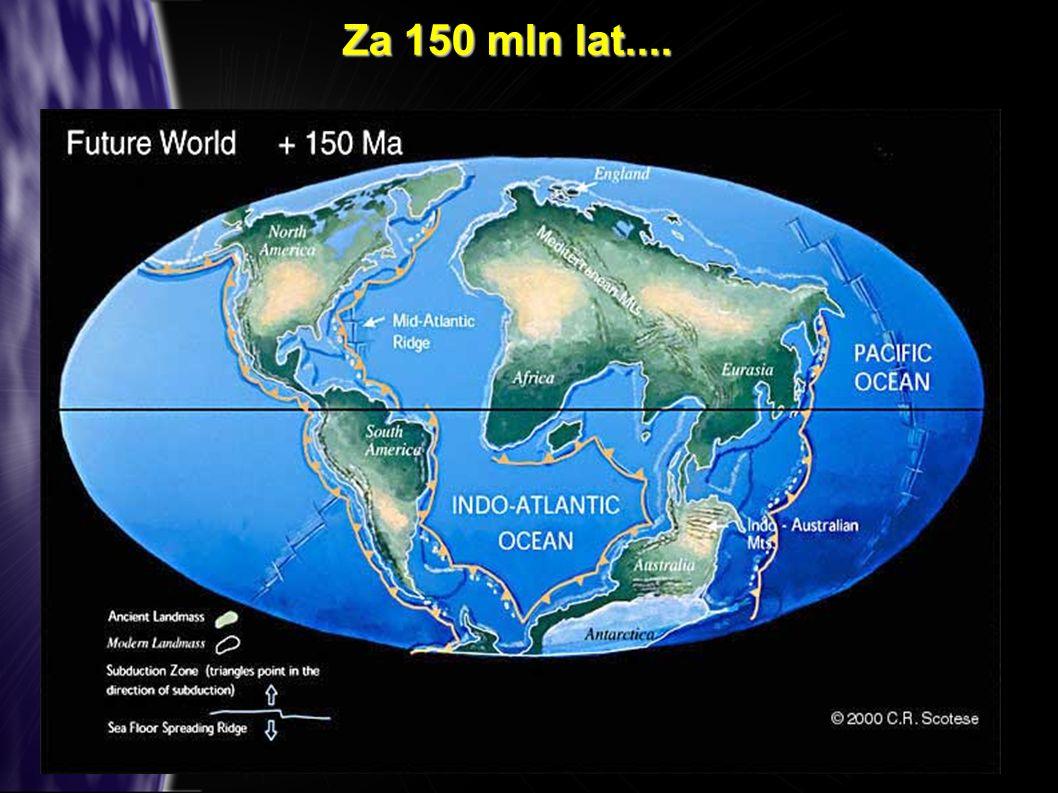 Za 150 mln lat....