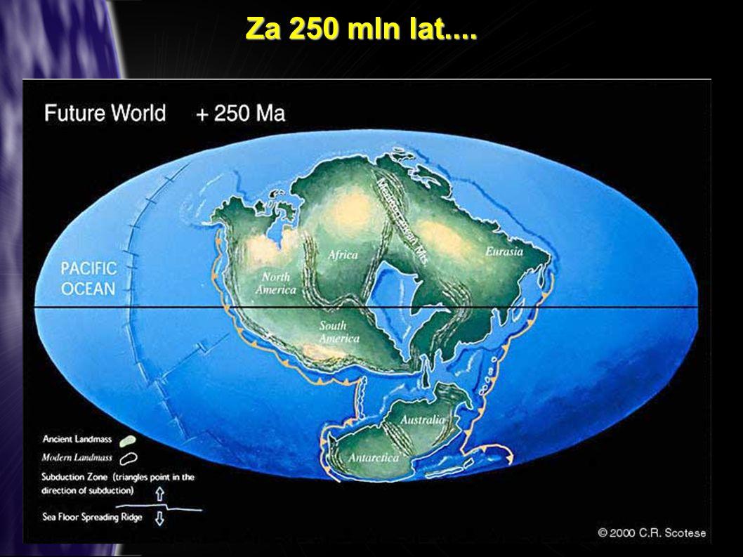 Za 250 mln lat....