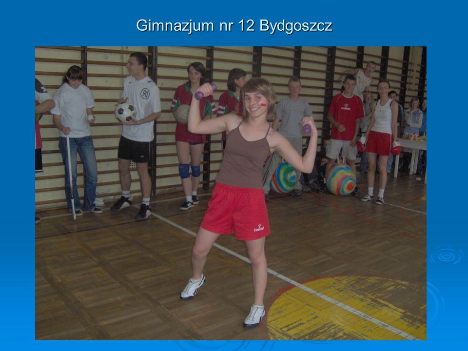 Gimnazjum nr 12 Bydgoszcz
