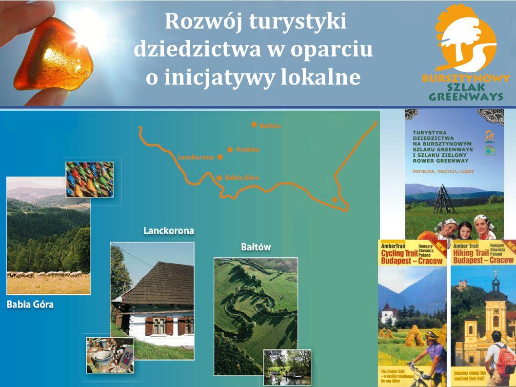 Rozwój turystyki dziedzictwa w oparciu o inicjatywy lokalne