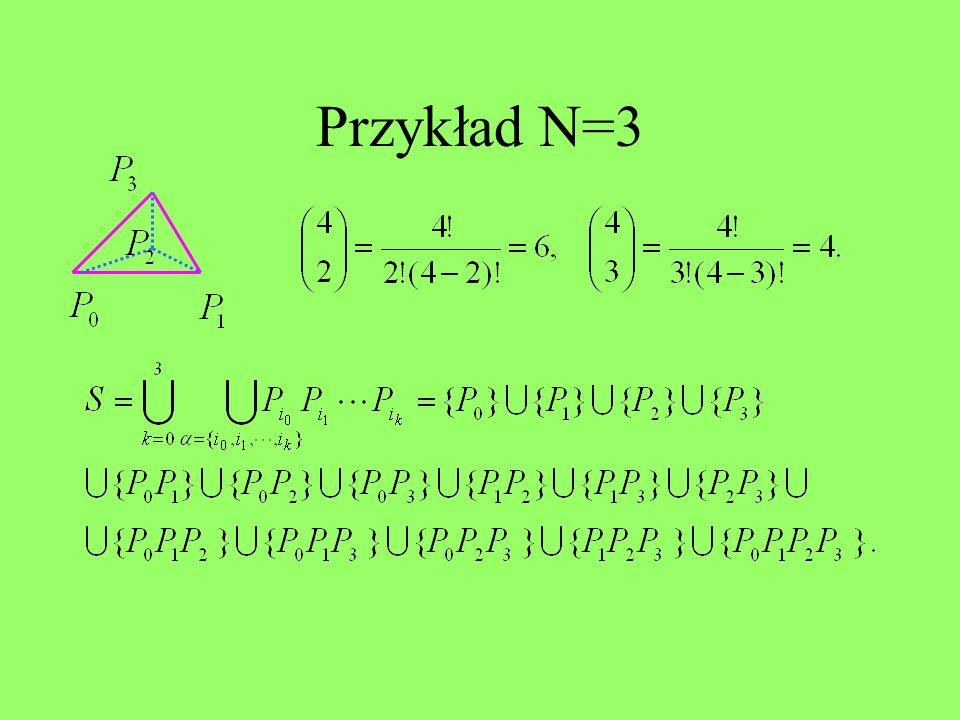 Przykład N=3