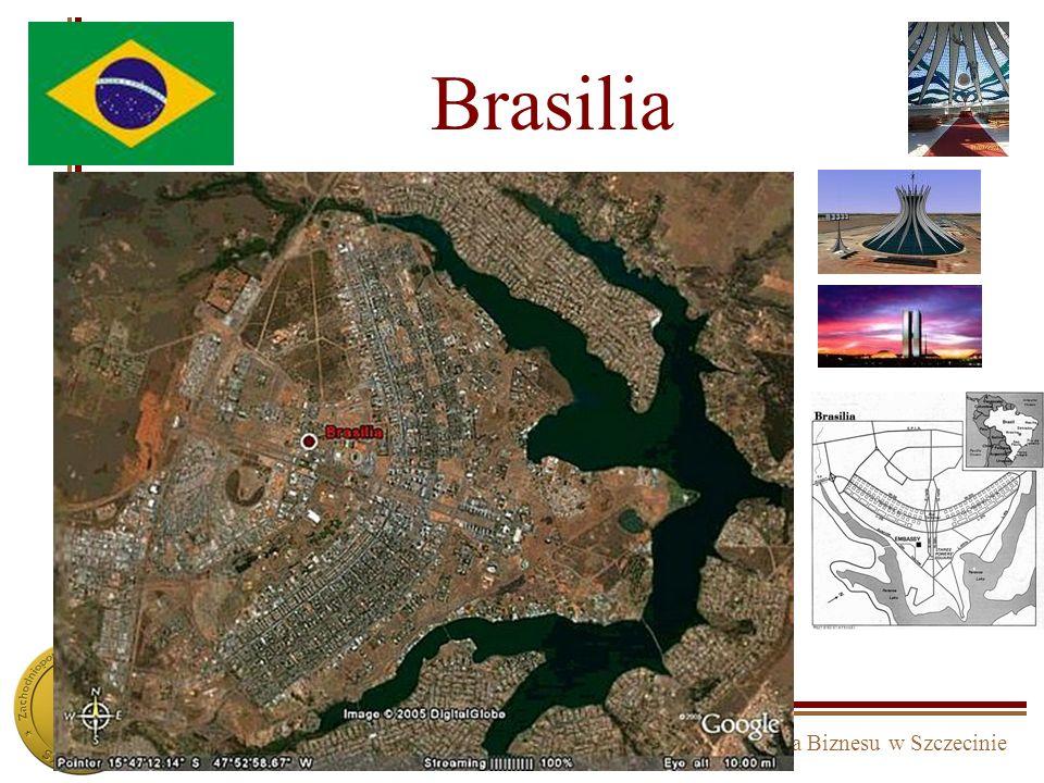 Zachodniopomorska Szkoła Biznesu w Szczecinie Brasilia