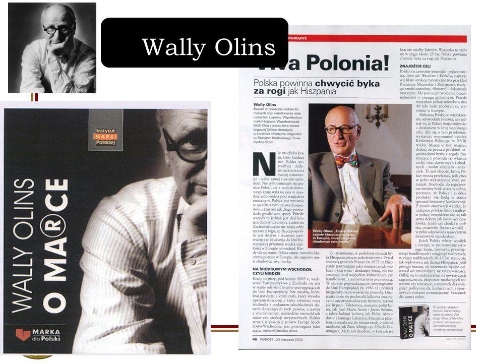 Zachodniopomorska Szkoła Biznesu w Szczecinie Wally Olins