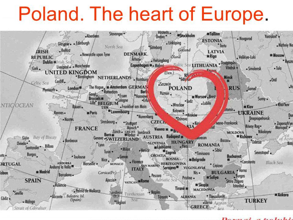 Zachodniopomorska Szkoła Biznesu w Szczecinie Poland. The heart of Europe.