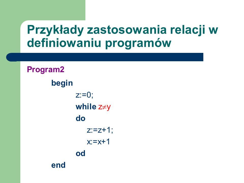 Relacja modulo Niech p będzie ustaloną liczbą całkowitą, większą niż 1.