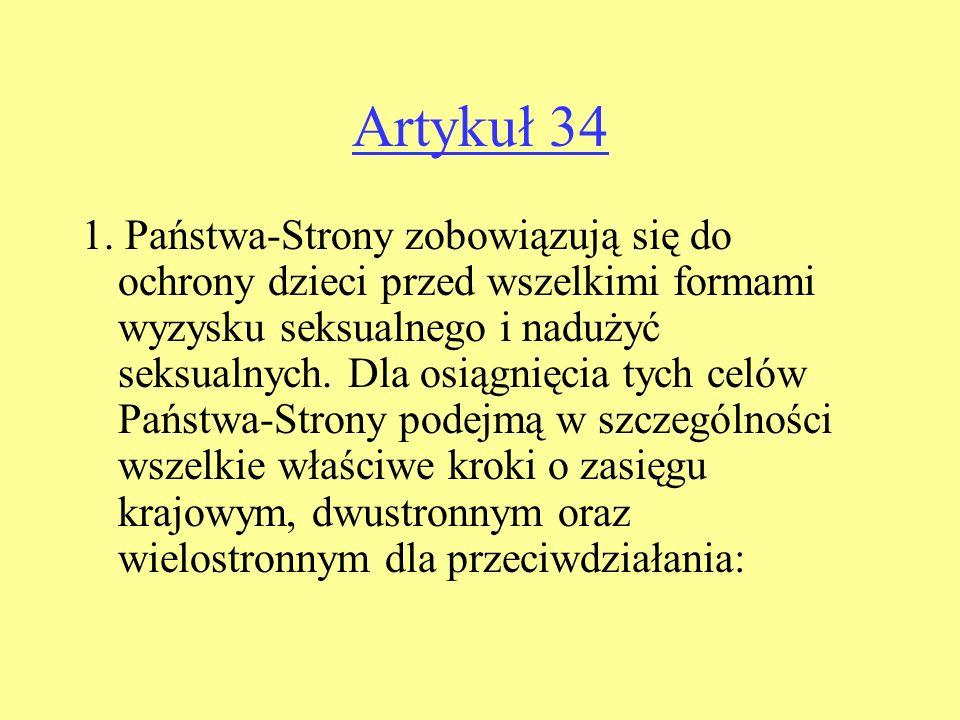 Artykuł 34 1.