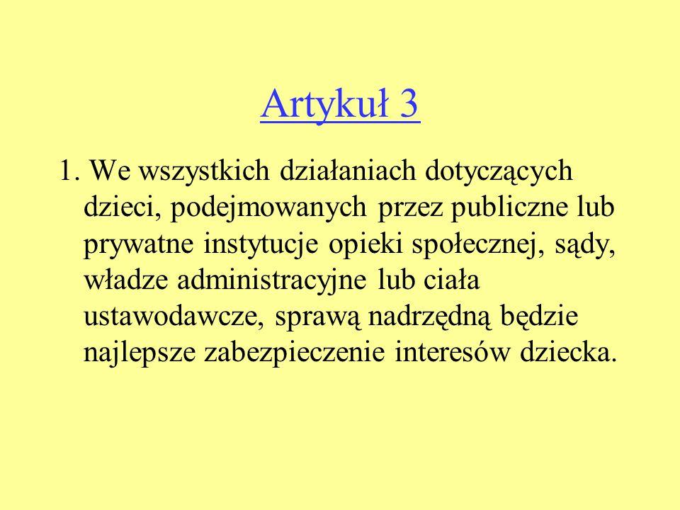 Artykuł 3 1.