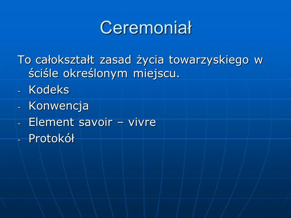 Tytuły naukowe i szlacheckie w precedcencji Tytuły naukowe są ważniejsze niż tytuły arystokratyczne.