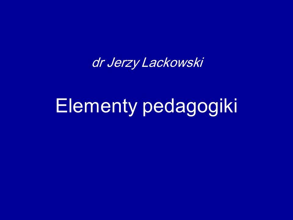 Efektywna szkoła Profesjonalne zarządzanie Pełna koncentracja na nauczaniu i uczeniu się Celowe nauczanie Precyzyjnie rozdzielone zadania Wysokie oczekiwania w stosunku do wszystkich nauczycieli Przeźroczystość informacyjna Wspólnota uczących się Wspierające szkołę środowisko Jerzy Lackowski