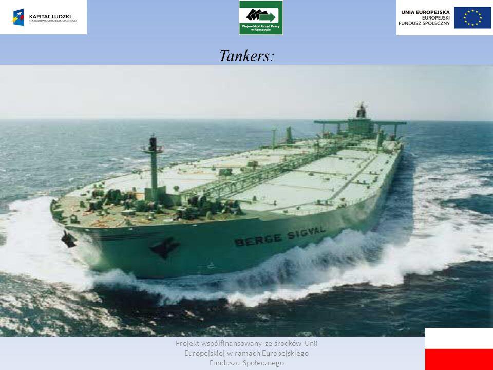Tankers: