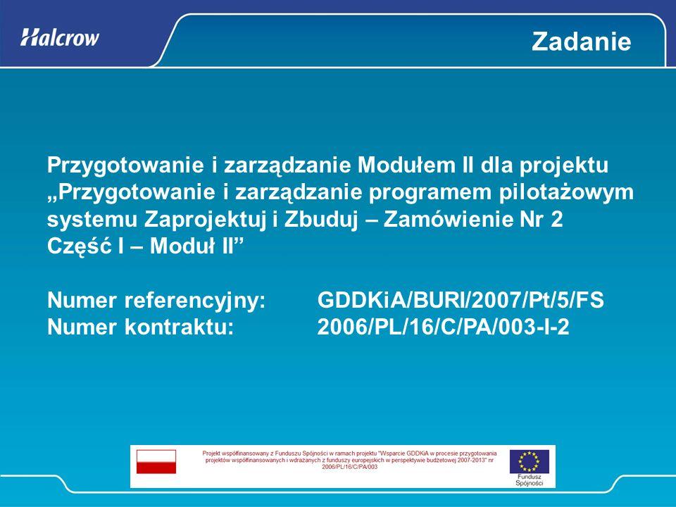 Lokalizacja Zadanie nr 3 - Rozbudowa drogi krajowej nr 8 do parametrów drogi ekspresowej na odcinku Jeżewo - Białystok