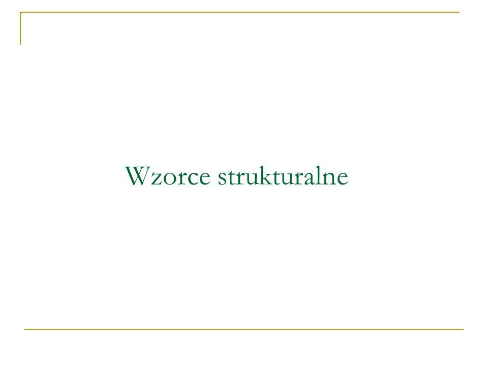 Wzorce strukturalne