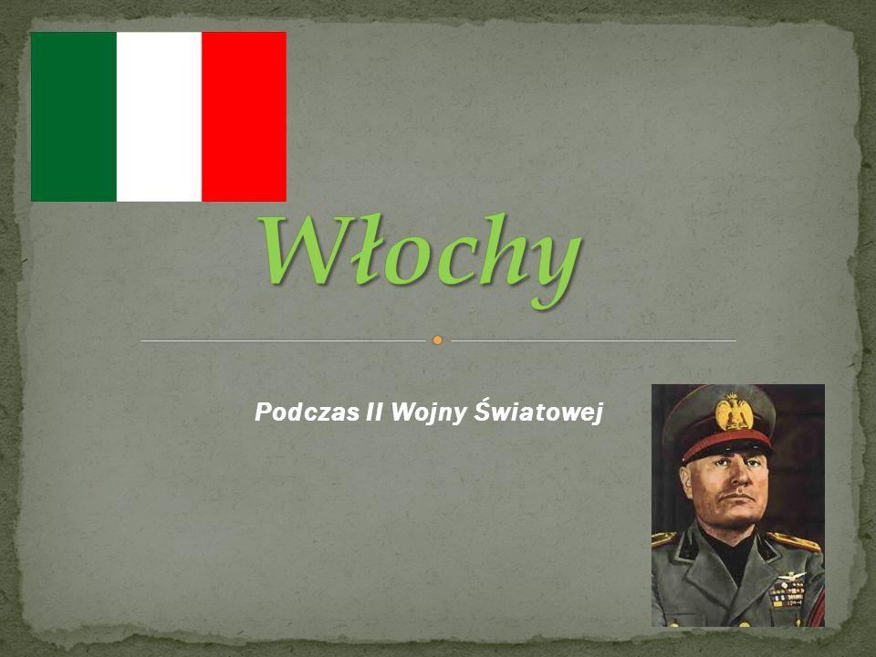 Podczas II Wojny Światowej