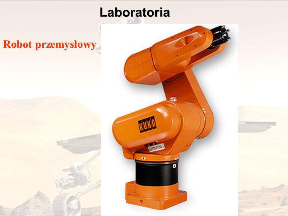 Laboratoria Robot eksperymentalny