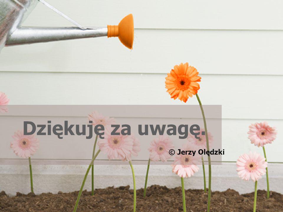 36 Etyka public relations w Polsce – Jerzy Olędzki2009 Dziękuję za uwagę. © Jerzy Olędzki