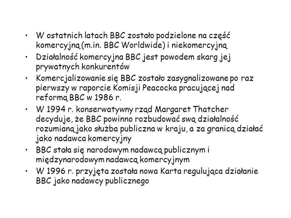 Cyfryzację telewizji rozpoczęto w 1998 r.