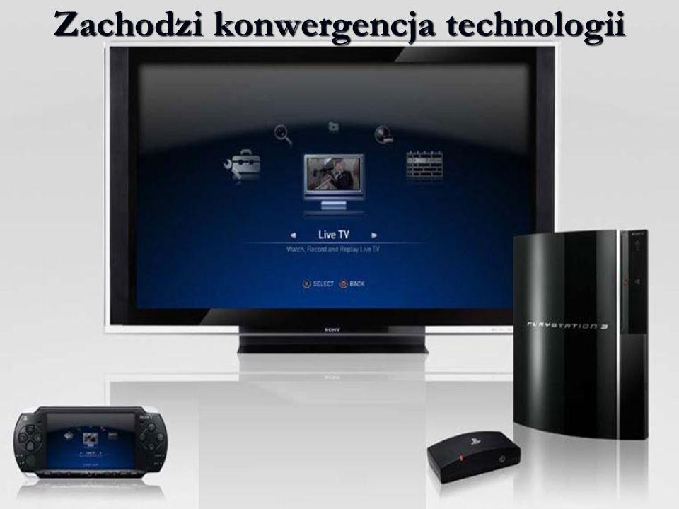 Zachodzi konwergencja technologii