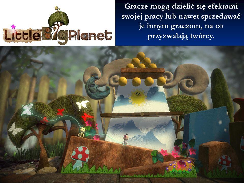 Gracze mogą dzielić się efektami swojej pracy lub nawet sprzedawać je innym graczom, na co przyzwalają twórcy.