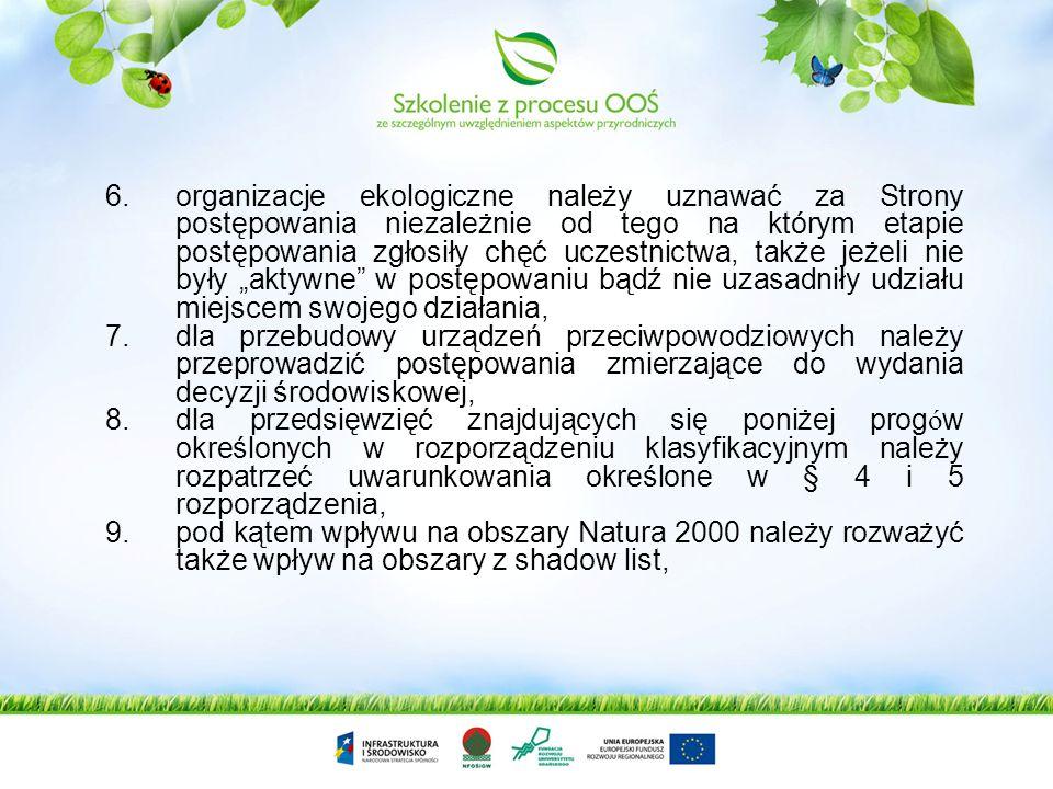 2. raporty oddziaływania na środowisko muszą uwzględniać analizę wariantów lokalizacyjnych, także w przypadku gdy dla przedsięwzięcia wcześniej został