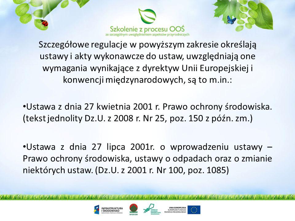 Na potrzeby ochrony środowiska Konstytucja pozwala na wprowadzanie pewnych – określonych ustawami - ograniczeń w korzystaniu z konstytucyjnych wolnośc