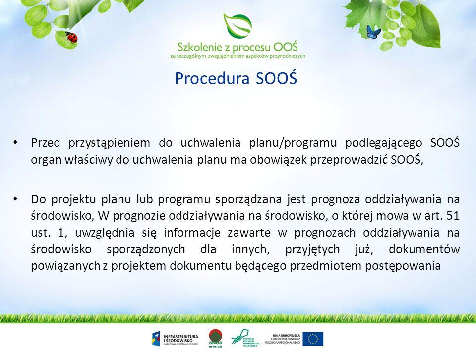 polityk, strategii, planów lub programów innych niż w/w, których realizacja może spowodować znaczące oddziaływanie na obszar Natura 2000 a nie są one