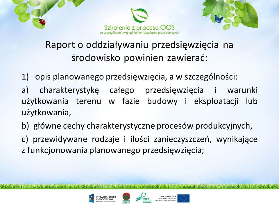 Schemat wydania decyzji środowiskowej dla przedsięwzięć z grupy II z oceną oddziaływania na środowisko Inwestor składa wniosek o wydanie decyzji Organ