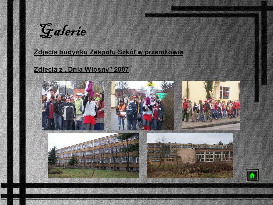 Galerie Zdjęcia budynku Zespołu Szkół w przemkowie Zdjęcia z Dnia Wiosny 2007