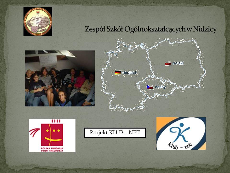 Projekt KLUB - NET
