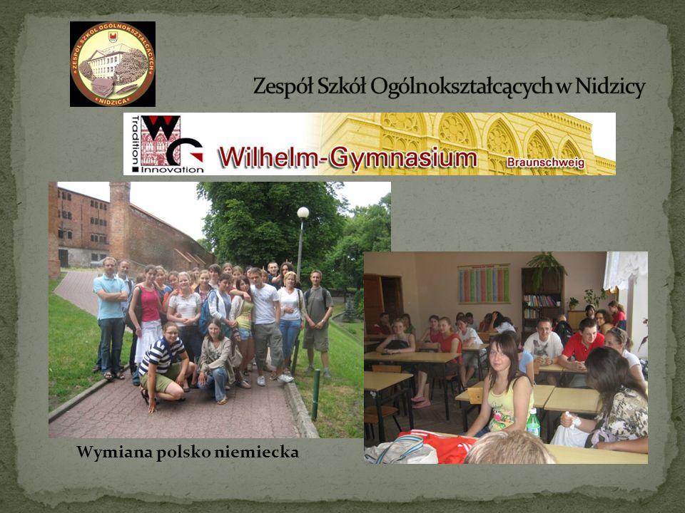 Wymiana polsko niemiecka