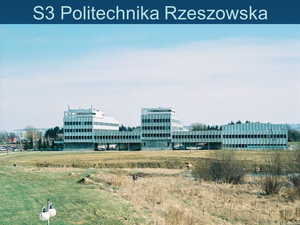 S3 Politechnika Rzeszowska
