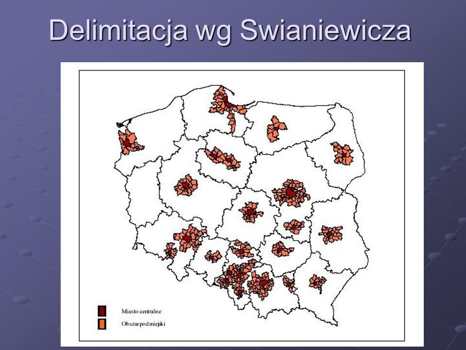 Delimitacja wg Swianiewicza