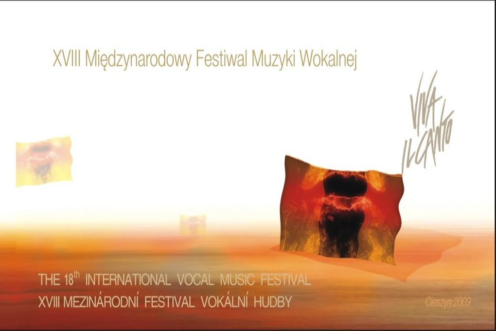 Zapraszamy na 18 urodziny Festiwalu Viva il canto Cieszyn 21 - 29 sierpnia 2009r.