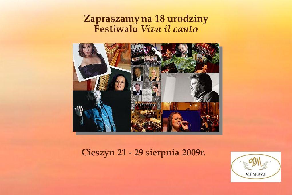 Festiwalowe preludium Muzyka chóralna Józefa Świdra Chór Mariański z Krakowa pod dyrekcją Jana Rybarskiego