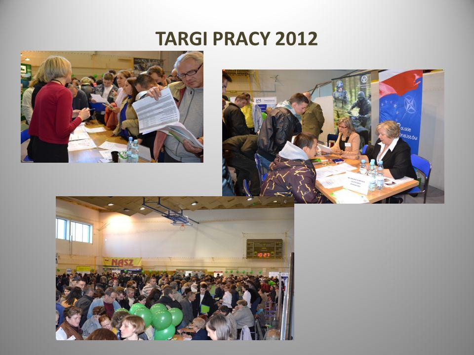 TARGI PRACY 2012
