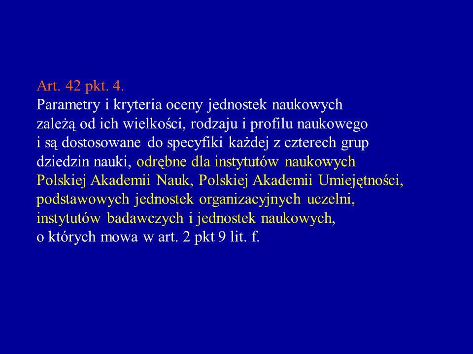 Art.42 pkt. 4.