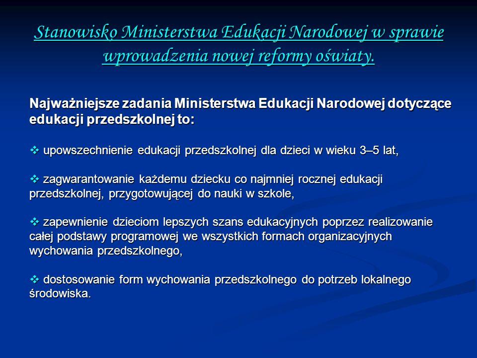 W roku 2007 Akademia Świętokrzyska realizowała w ramach projektu unijnego ogólnopolskie badania Dziecko sześcioletnie u progu nauki szkolnej .