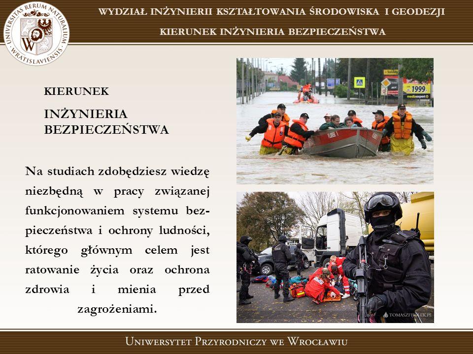 monitorowaniem, analizą i oceną ryzyka związanego z występowaniem: - ekstremalnych zjawisk atmosferycznych, - katastrof obiektów technicznych,.